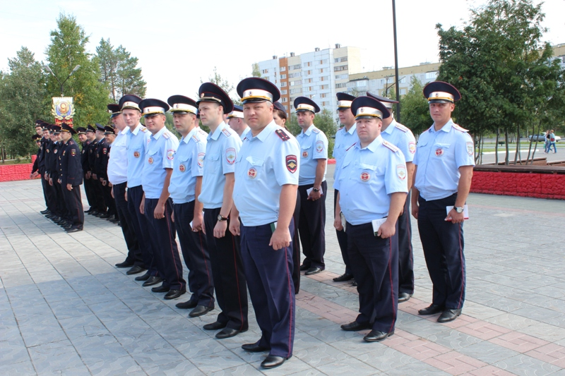 police noyabrsk